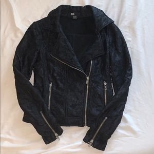 Buffalo David Bitton Black Lace Jacket